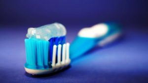 Tooth brush prescribed by dental Glasgow